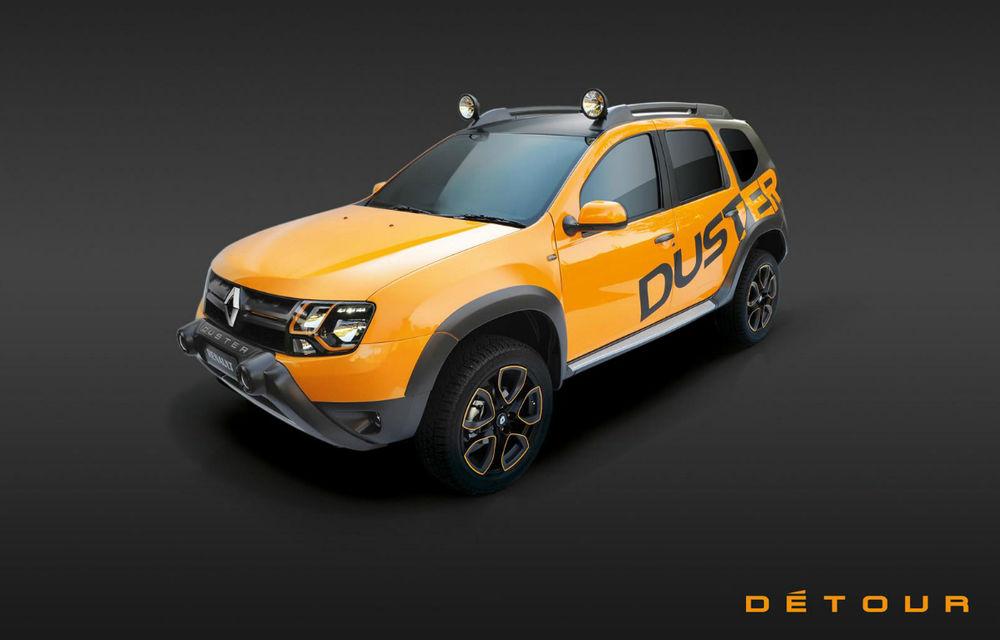 Duster Detour, conceptul care marchează debutul SUV-ului pe piaţa din Africa de Sud - Poza 6