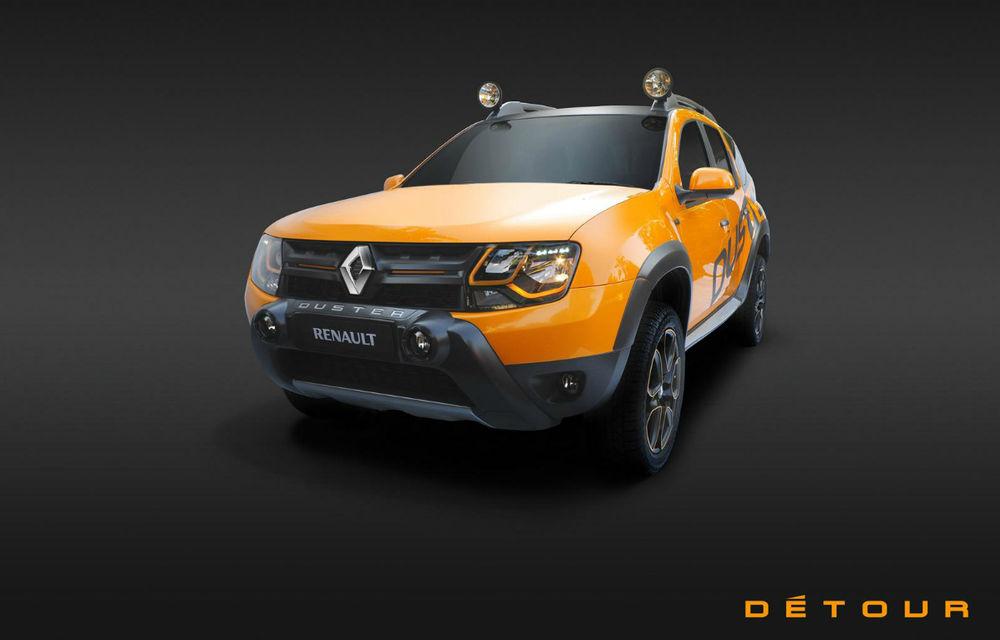 Duster Detour, conceptul care marchează debutul SUV-ului pe piaţa din Africa de Sud - Poza 8