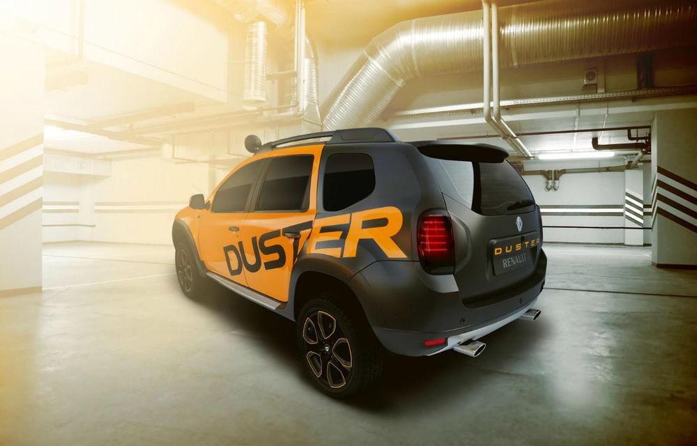 Duster Detour, conceptul care marchează debutul SUV-ului pe piaţa din Africa de Sud - Poza 4