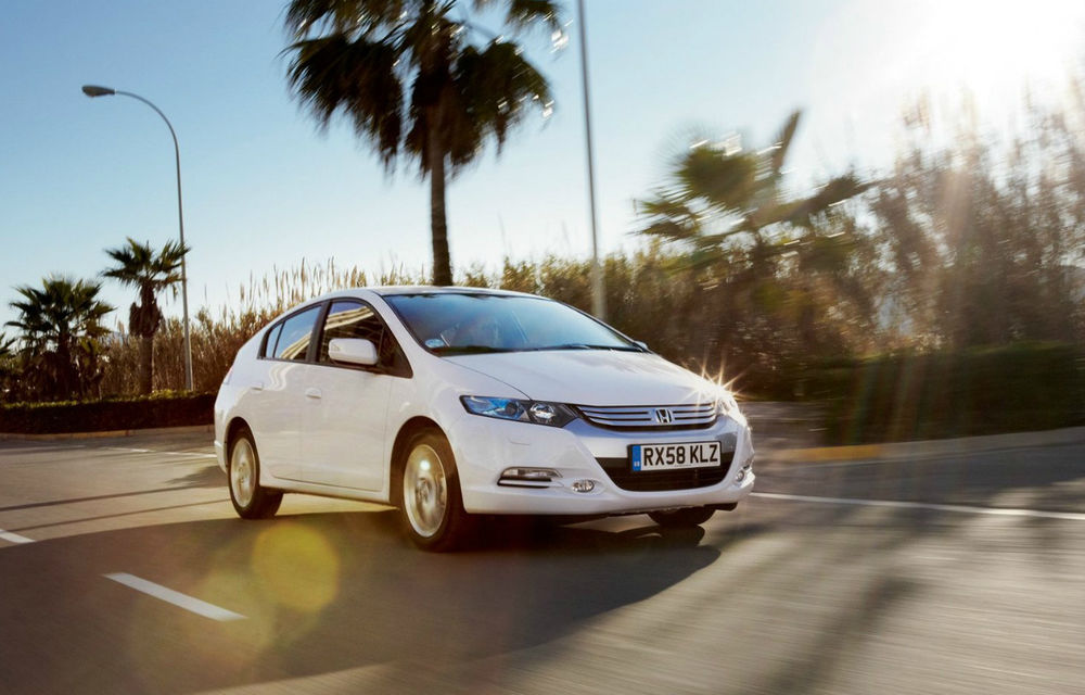 Honda ar putea renunţa la comercializarea modelelor Insight şi CR-Z în Europa - Poza 1