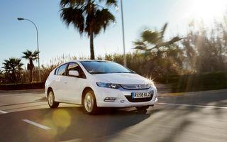 Honda ar putea renunţa la comercializarea modelelor Insight şi CR-Z în Europa