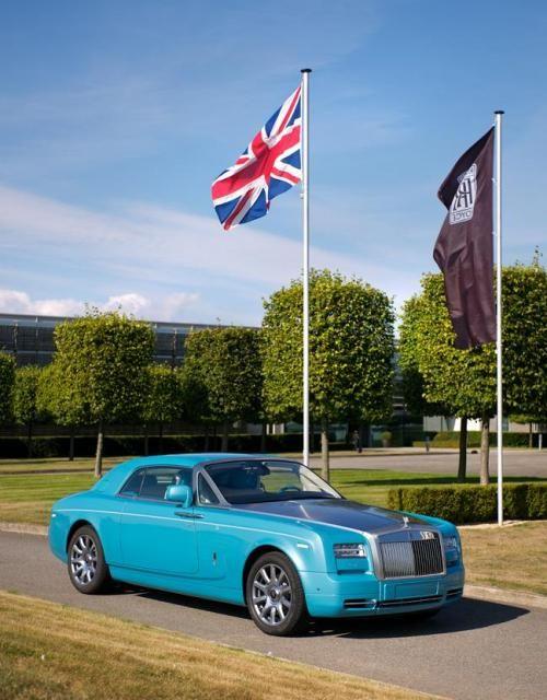 Rolls Royce Phantom Coupe Ghawwass - ediţie dedicată căutătorilor de perle - Poza 3