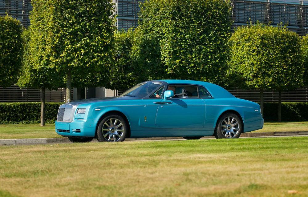 Rolls Royce Phantom Coupe Ghawwass - ediţie dedicată căutătorilor de perle - Poza 1