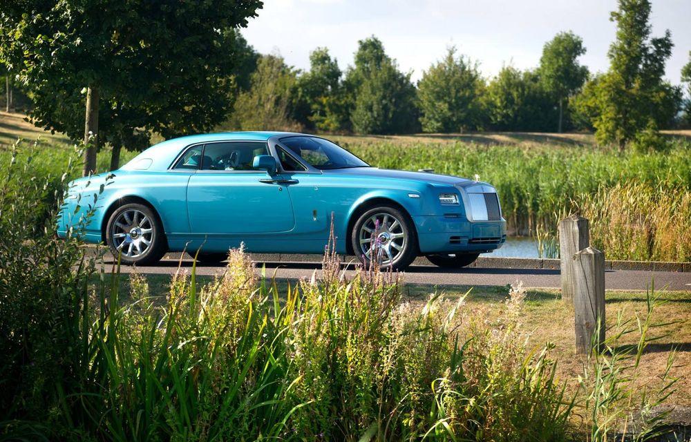 Rolls Royce Phantom Coupe Ghawwass - ediţie dedicată căutătorilor de perle - Poza 2