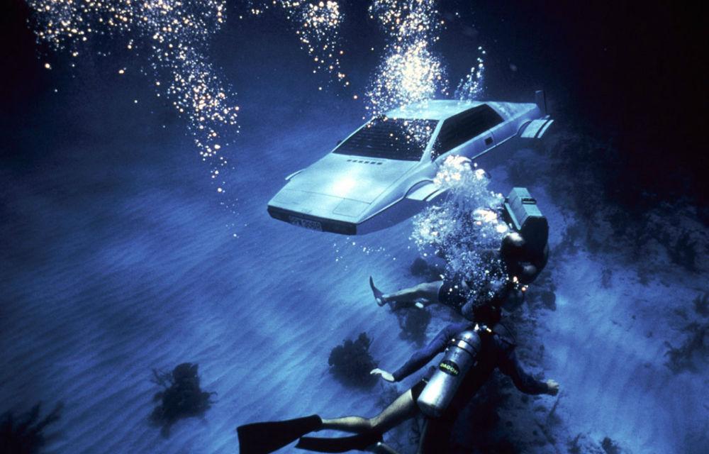 Elon Musk vrea să construiască o maşină submersibilă - Poza 2