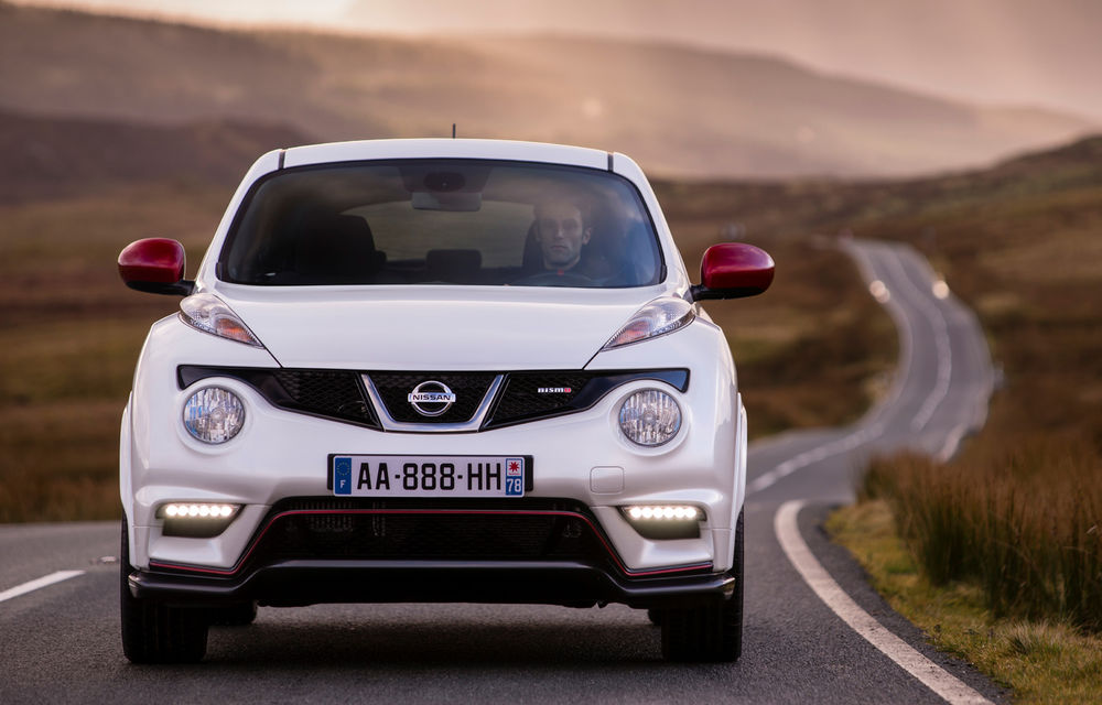"""Nissan: """"Nu vom lansa modele Nismo doar de dragul diversităţii"""" - Poza 1"""