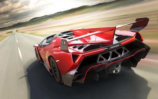 UPDATE FOTO: Lamborghini Veneno Roadster este cea mai scumpă decapotabilă din lume