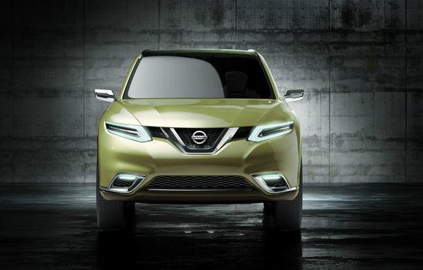 Nissan nu exclude posibilitatea unei versiuni electrice a lui Qashqai - Poza 1