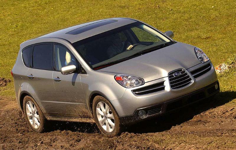 Subaru va scoate din producţie eşecul comercial Tribeca - Poza 1