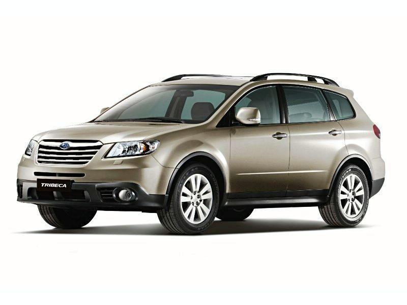 Subaru va scoate din producţie eşecul comercial Tribeca - Poza 2