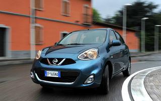 Preţuri Nissan Micra facelift în România: start de la 11.750 euro