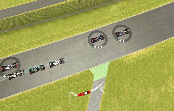 F1 Challenge - un nou joc oficial de Formula 1 disponibil doar pentru iPhone şi iPad - Poza 1