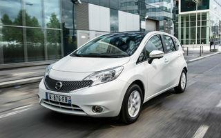Preţuri Nissan Note în România: start de la 13.600 euro