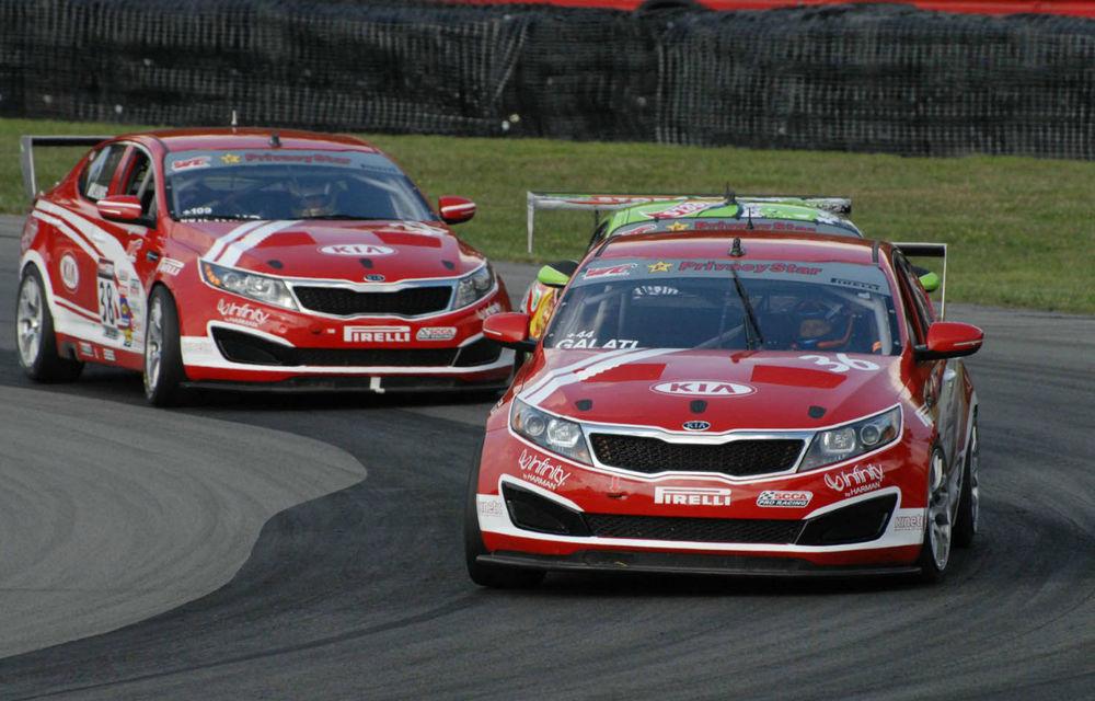 """Kia: """"Nu plănuim să intrăm într-o ramură importantă din motorsport"""" - Poza 1"""