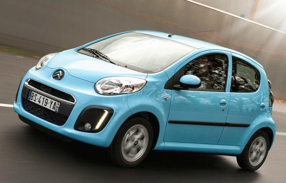 Toyota şi PSA reduc producţia la fabrica lui 107, C1 şi Aygo - Poza 1