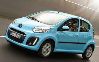Toyota şi PSA reduc producţia la fabrica lui 107, C1 şi Aygo