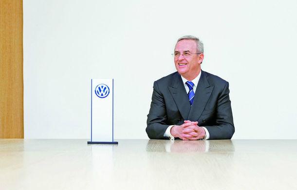 """Şeful Volkswagen: """"Putem avea un milion de maşini cu propulsie alternativă pe şoselele Germaniei până în 2020"""" - Poza 1"""