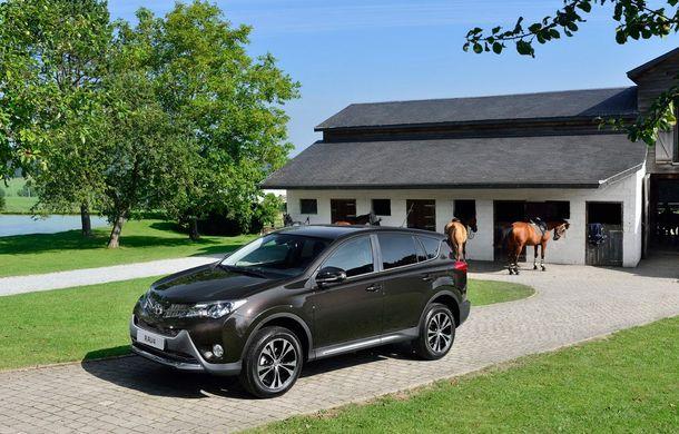 Toyota RAV4 primeşte o nouă versiune şi o echipare îmbunătăţită - Poza 6