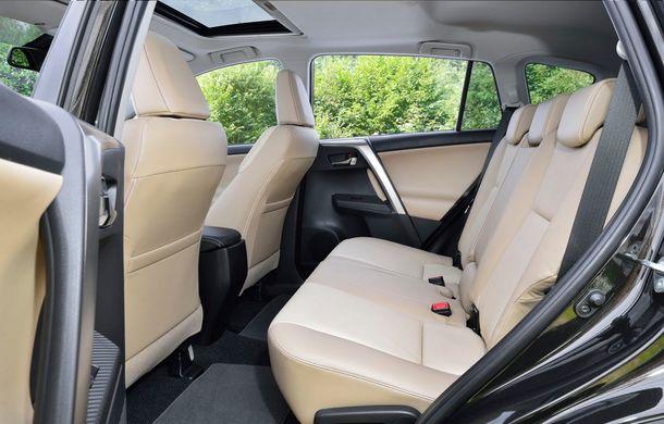Toyota RAV4 primeşte o nouă versiune şi o echipare îmbunătăţită - Poza 41