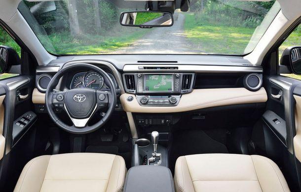 Toyota RAV4 primeşte o nouă versiune şi o echipare îmbunătăţită - Poza 36