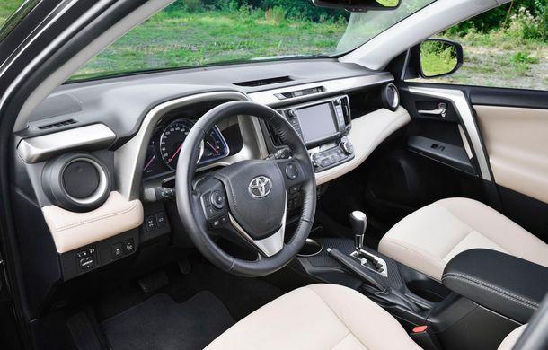 Toyota RAV4 primeşte o nouă versiune şi o echipare îmbunătăţită - Poza 38