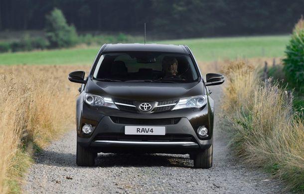 Toyota RAV4 primeşte o nouă versiune şi o echipare îmbunătăţită - Poza 10