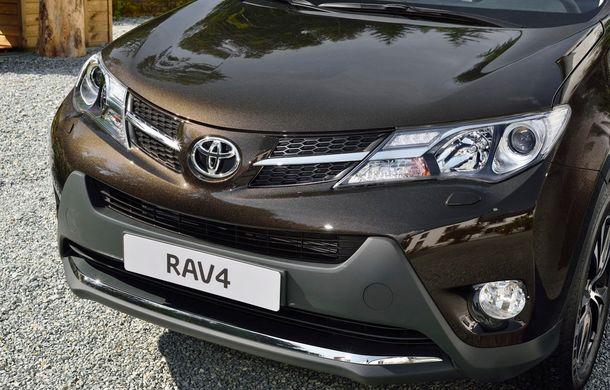 Toyota RAV4 primeşte o nouă versiune şi o echipare îmbunătăţită - Poza 15