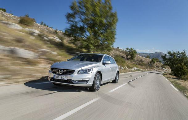 Volvo D4 Drive-E de 181 CP devine primul motor din segmentul său cu emisii de sub 100 g/km - Poza 1