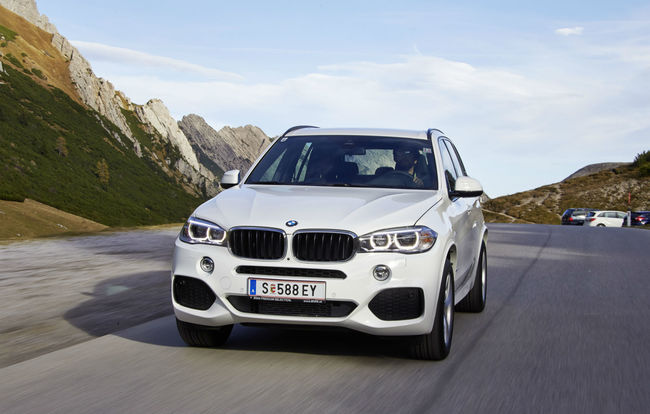 Test drive BMW X5 (2013-2018)