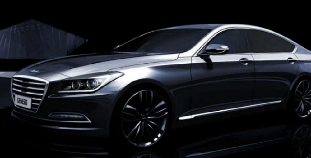 Hyundai Genesis Sedan va fi lansat şi pe piaţa din Europa - Poza 1