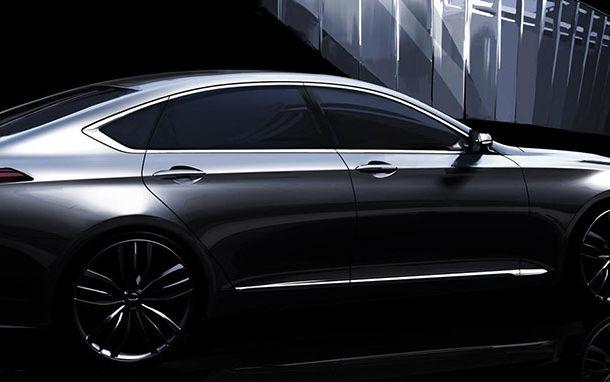 Hyundai Genesis Sedan va fi lansat şi pe piaţa din Europa - Poza 3