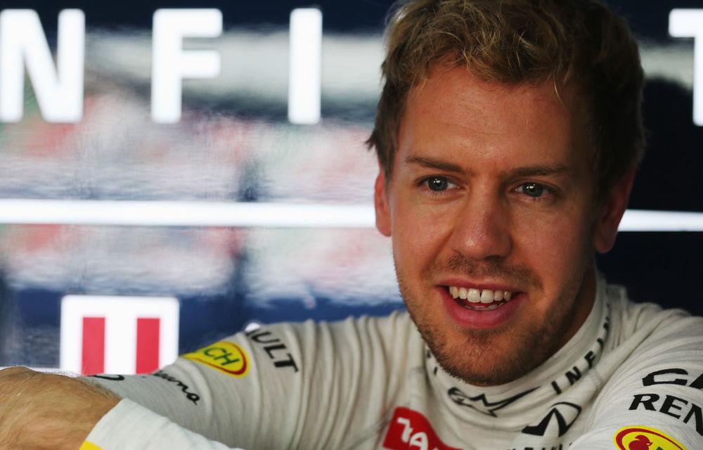 """Vettel: """"Strategiile nu vor decide rezultatul în India"""" - Poza 1"""