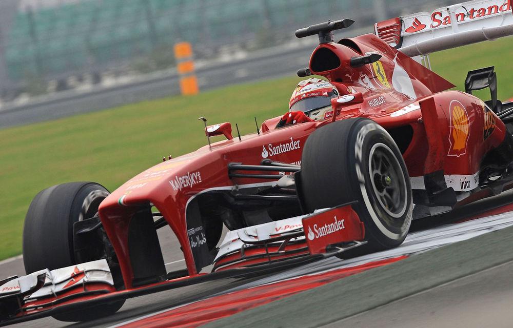 """Alonso: """"Strategia alternativă, singura speranţă la un rezultat bun"""" - Poza 1"""