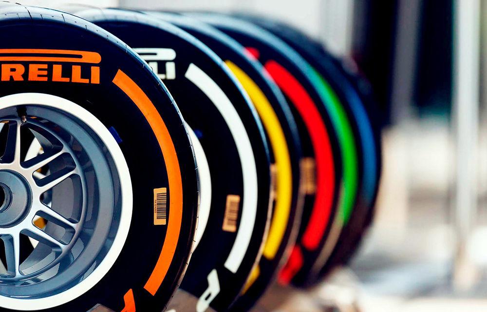 Pirelli consideră că strategia ideală pentru cursă este schimbarea softurilor în turul doi - Poza 1