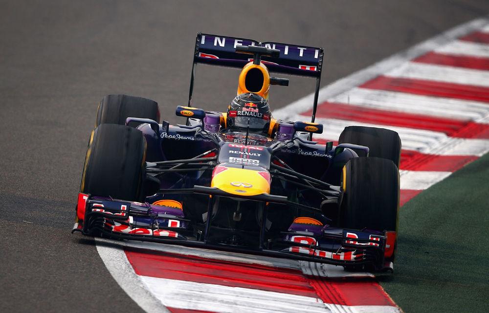 Vettel a câştigat în India şi a devenit cel mai tânăr cvadruplu campion mondial din istorie! - Poza 1