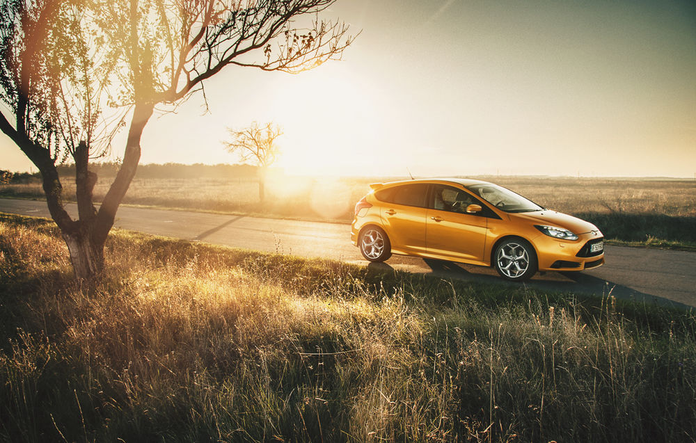 Test drive Ford Focus ST (2012-2014)