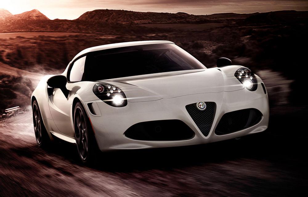 """Alfa Romeo: """"Nu ne interesează sistemele de asistenţă, vrem să-i oferim şoferului o experienţă cât mai pură"""" - Poza 1"""