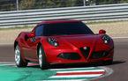 Versiunea de top a viitoarei generaţii Alfa Romeo Giulietta va avea motorul lui 4C: 240 CP şi 350 Nm