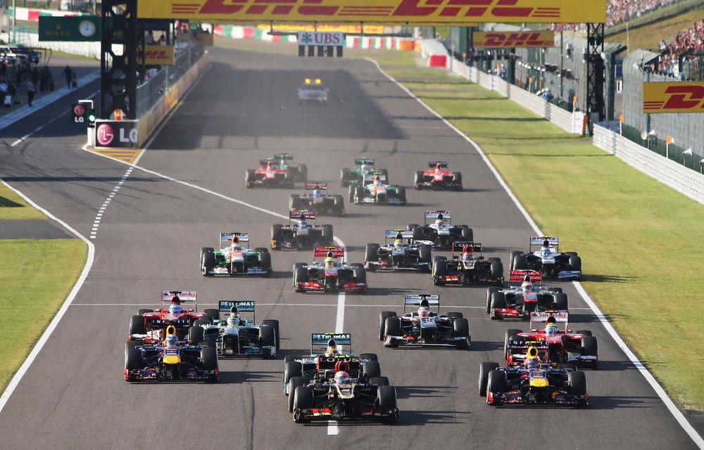 Avancronică Abu Dhabi - toată atenţia pe lupta pentru locul doi - Poza 1