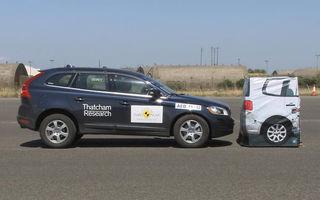 Frânarea automată de urgenţă, esenţială pentru obţinerea a 5 stele EuroNCAP în 2016
