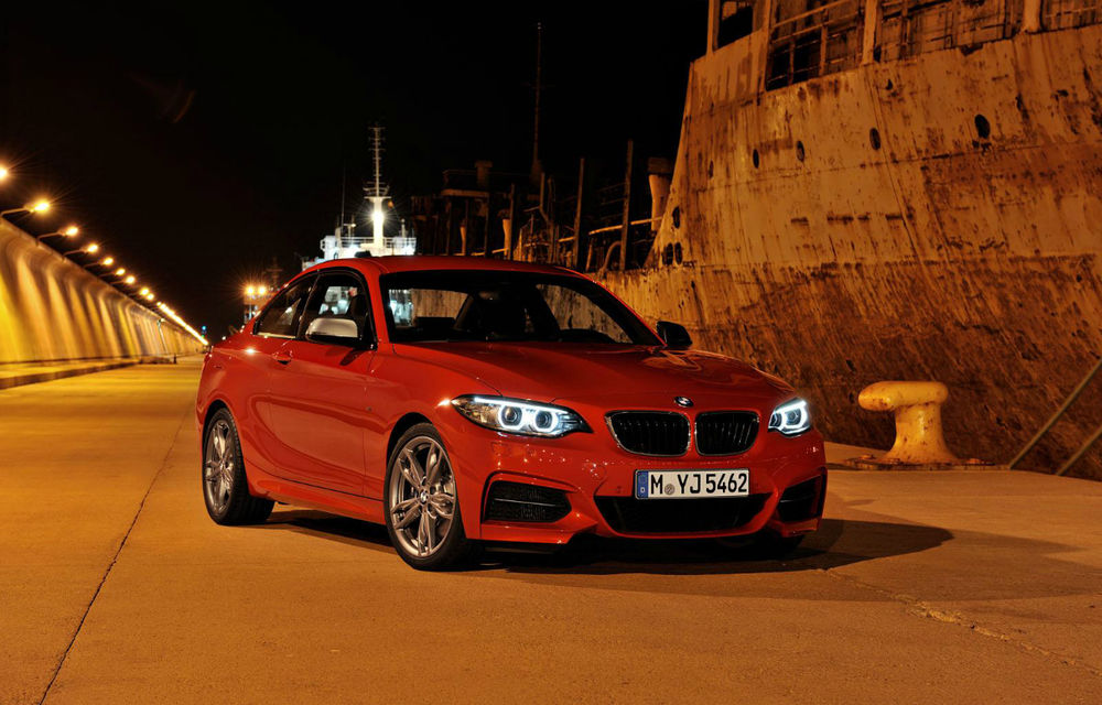 BMW Seria 2 Coupe a intrat în producţie - Poza 1