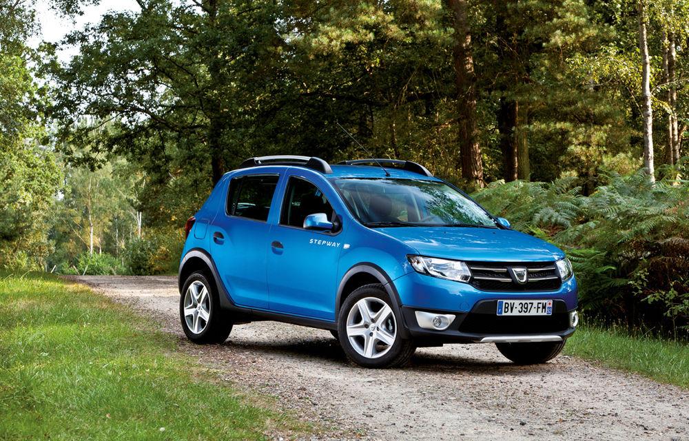 Dacia a produs 100.000 de Sandero şi Sandero Stepway - Poza 1