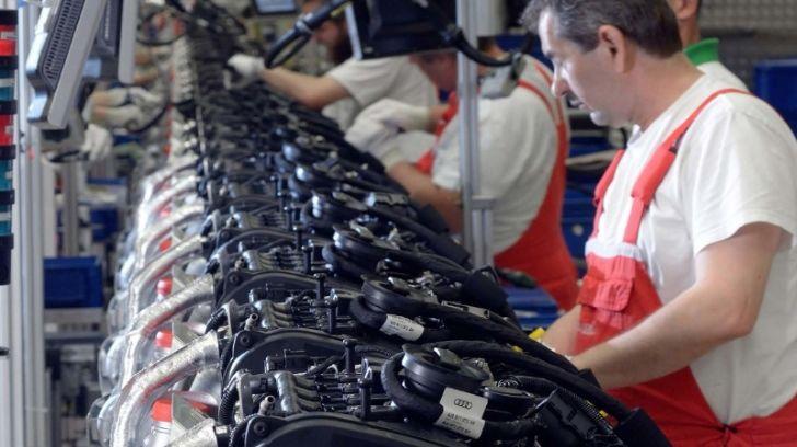 Audi a produs 25 de milioane de motoare în Ungaria - Poza 2