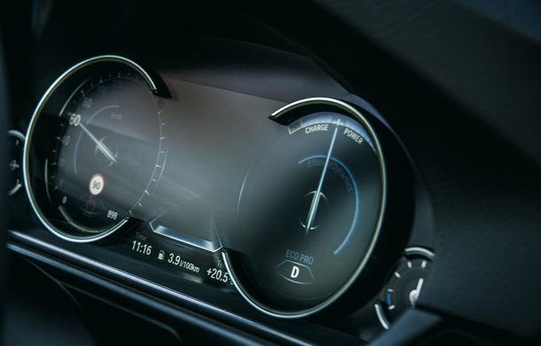 #batelpedavid: Am încercat (şi, parţial, am reuşit) să batem recordul de consum al lui Claudiu David cu BMW 520d xDrive - Poza 5