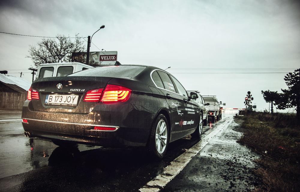 #batelpedavid: Am încercat (şi, parţial, am reuşit) să batem recordul de consum al lui Claudiu David cu BMW 520d xDrive - Poza 19