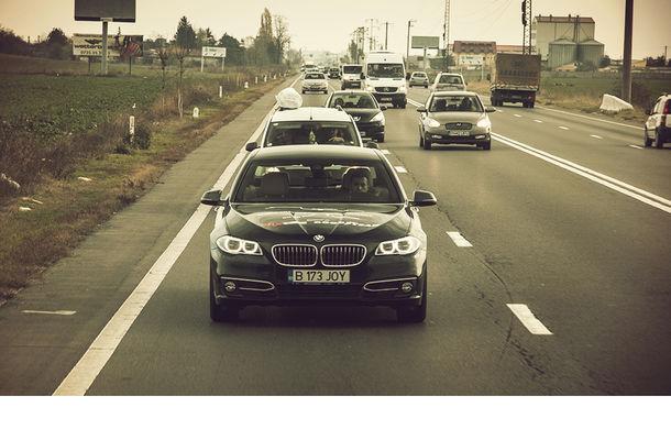 #batelpedavid: Am încercat (şi, parţial, am reuşit) să batem recordul de consum al lui Claudiu David cu BMW 520d xDrive - Poza 21