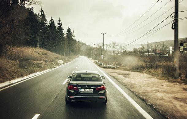 #batelpedavid: Am încercat (şi, parţial, am reuşit) să batem recordul de consum al lui Claudiu David cu BMW 520d xDrive - Poza 13