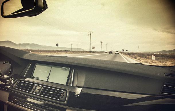#batelpedavid: Am încercat (şi, parţial, am reuşit) să batem recordul de consum al lui Claudiu David cu BMW 520d xDrive - Poza 20