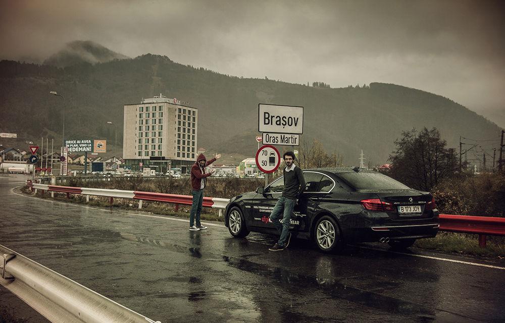 #batelpedavid: Am încercat (şi, parţial, am reuşit) să batem recordul de consum al lui Claudiu David cu BMW 520d xDrive - Poza 18
