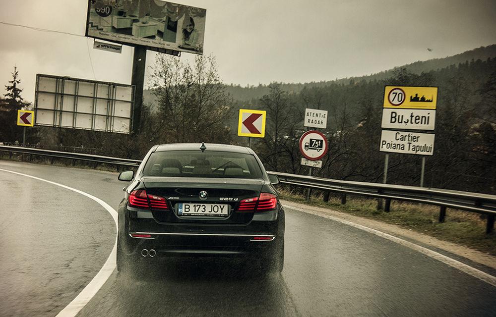 #batelpedavid: Am încercat (şi, parţial, am reuşit) să batem recordul de consum al lui Claudiu David cu BMW 520d xDrive - Poza 16